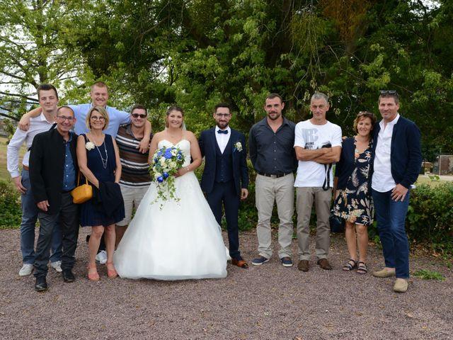 Le mariage de Jérémy et Morgane à Le Mesnil-Esnard, Seine-Maritime 56