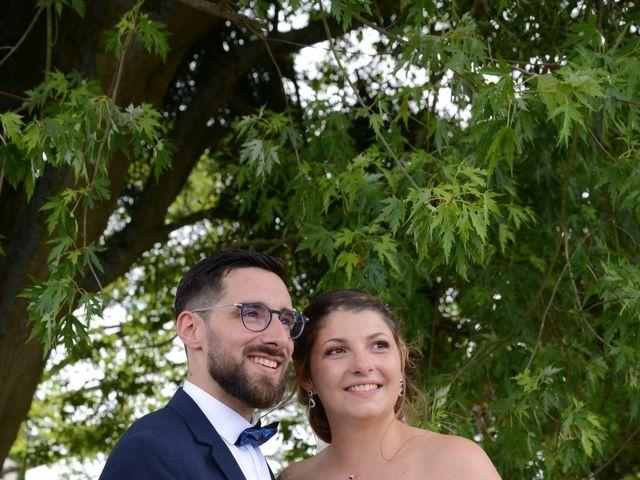 Le mariage de Jérémy et Morgane à Le Mesnil-Esnard, Seine-Maritime 60