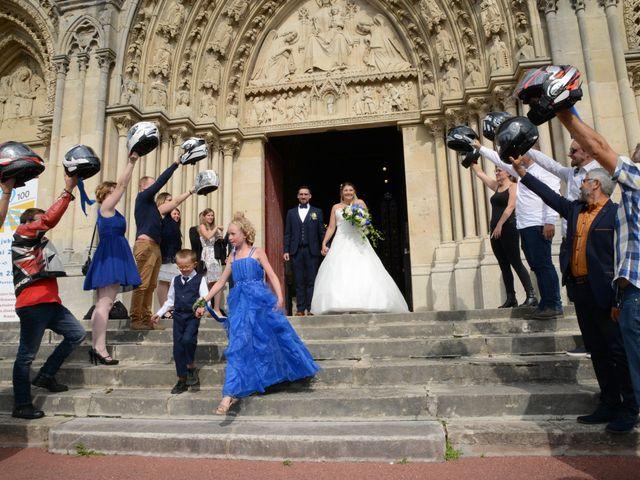 Le mariage de Jérémy et Morgane à Le Mesnil-Esnard, Seine-Maritime 74