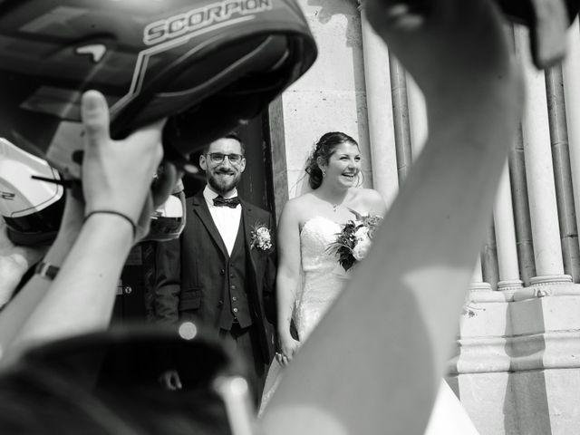 Le mariage de Jérémy et Morgane à Le Mesnil-Esnard, Seine-Maritime 75