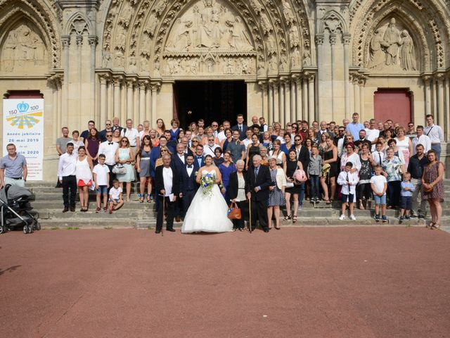 Le mariage de Jérémy et Morgane à Le Mesnil-Esnard, Seine-Maritime 76