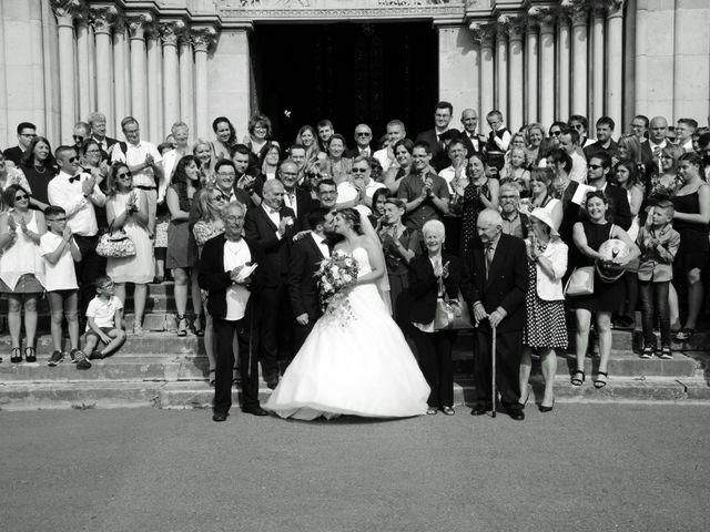 Le mariage de Jérémy et Morgane à Le Mesnil-Esnard, Seine-Maritime 77