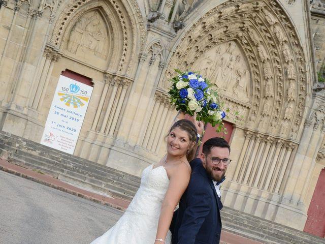 Le mariage de Jérémy et Morgane à Le Mesnil-Esnard, Seine-Maritime 90