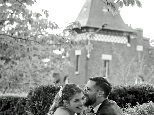 Le mariage de Jérémy et Morgane à Le Mesnil-Esnard, Seine-Maritime 93