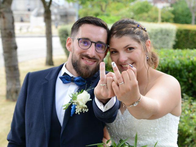 Le mariage de Jérémy et Morgane à Le Mesnil-Esnard, Seine-Maritime 95