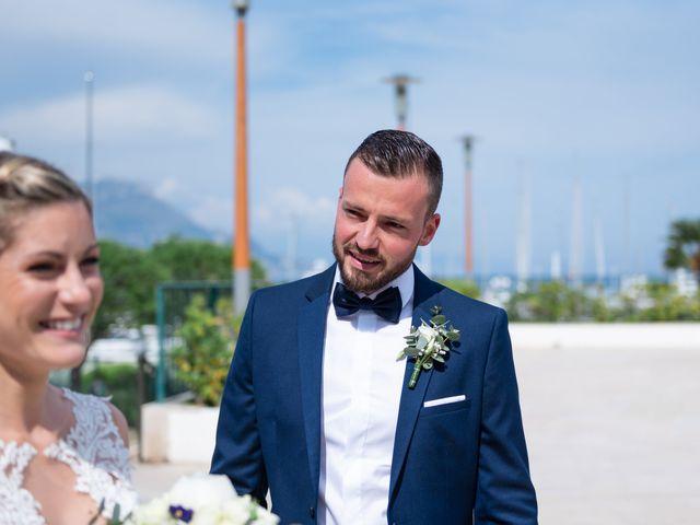 Le mariage de Olivier et Marina à Saint-Jean-Cap-Ferrat, Alpes-Maritimes 17