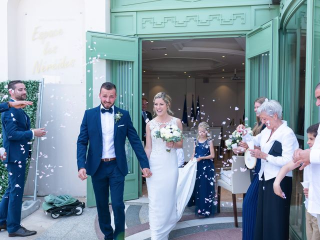 Le mariage de Olivier et Marina à Saint-Jean-Cap-Ferrat, Alpes-Maritimes 24
