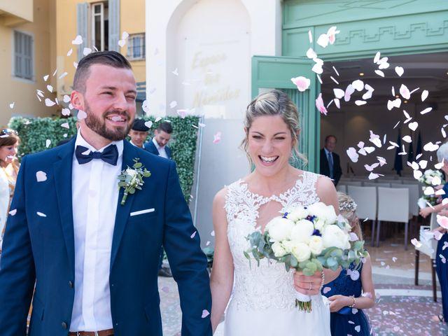Le mariage de Olivier et Marina à Saint-Jean-Cap-Ferrat, Alpes-Maritimes 25