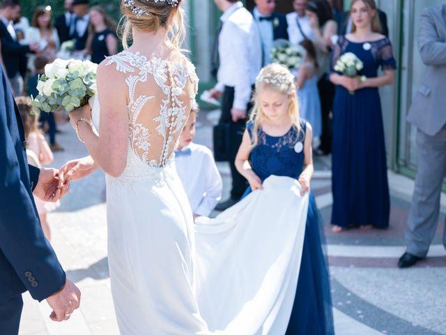 Le mariage de Olivier et Marina à Saint-Jean-Cap-Ferrat, Alpes-Maritimes 27