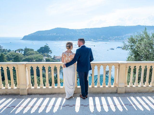 Le mariage de Olivier et Marina à Saint-Jean-Cap-Ferrat, Alpes-Maritimes 31