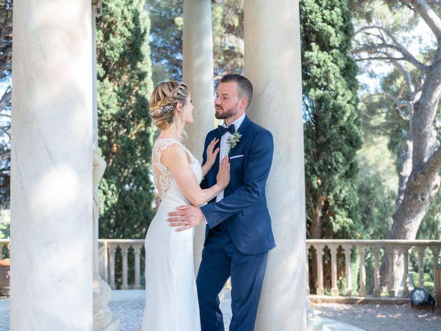 Le mariage de Olivier et Marina à Saint-Jean-Cap-Ferrat, Alpes-Maritimes 1
