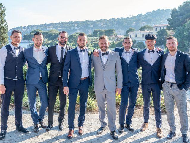 Le mariage de Olivier et Marina à Saint-Jean-Cap-Ferrat, Alpes-Maritimes 37