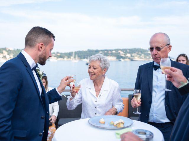 Le mariage de Olivier et Marina à Saint-Jean-Cap-Ferrat, Alpes-Maritimes 42