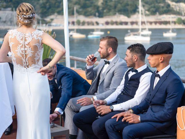 Le mariage de Olivier et Marina à Saint-Jean-Cap-Ferrat, Alpes-Maritimes 44