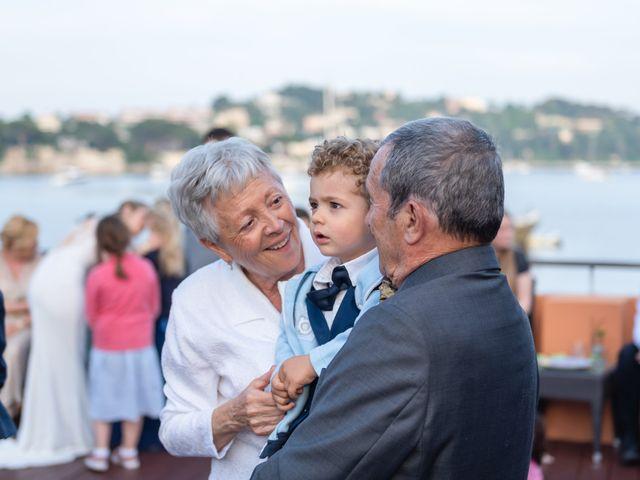 Le mariage de Olivier et Marina à Saint-Jean-Cap-Ferrat, Alpes-Maritimes 45