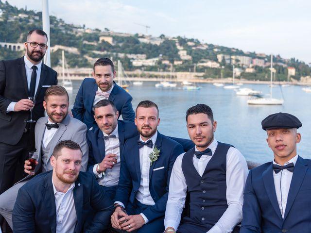 Le mariage de Olivier et Marina à Saint-Jean-Cap-Ferrat, Alpes-Maritimes 46