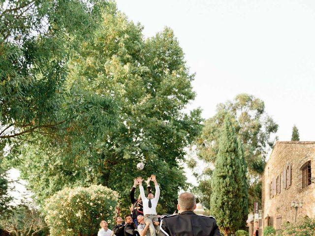 Le mariage de Alexandre et Angélique  à Pierrefeu-du-Var, Var 34