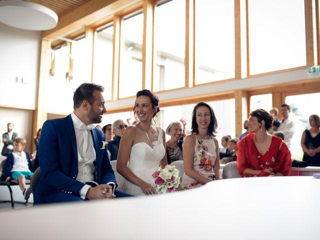 Le mariage de Guillaume et Maritie à Talloires, Haute-Savoie 25
