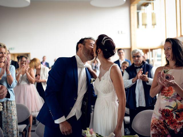Le mariage de Guillaume et Maritie à Talloires, Haute-Savoie 30