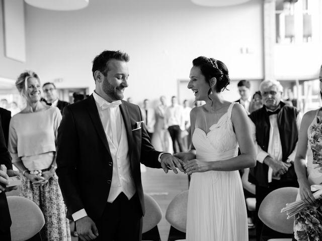 Le mariage de Guillaume et Maritie à Talloires, Haute-Savoie 32