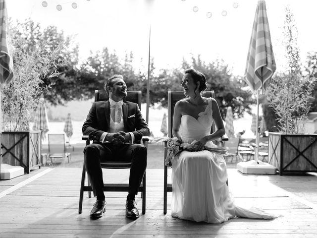 Le mariage de Guillaume et Maritie à Talloires, Haute-Savoie 39