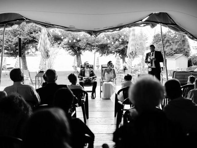 Le mariage de Guillaume et Maritie à Talloires, Haute-Savoie 45