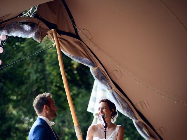 Le mariage de Guillaume et Maritie à Talloires, Haute-Savoie 47