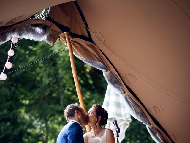 Le mariage de Guillaume et Maritie à Talloires, Haute-Savoie 48