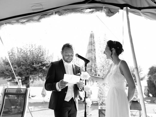 Le mariage de Guillaume et Maritie à Talloires, Haute-Savoie 50