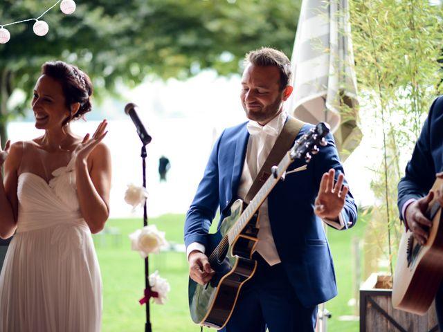 Le mariage de Guillaume et Maritie à Talloires, Haute-Savoie 55