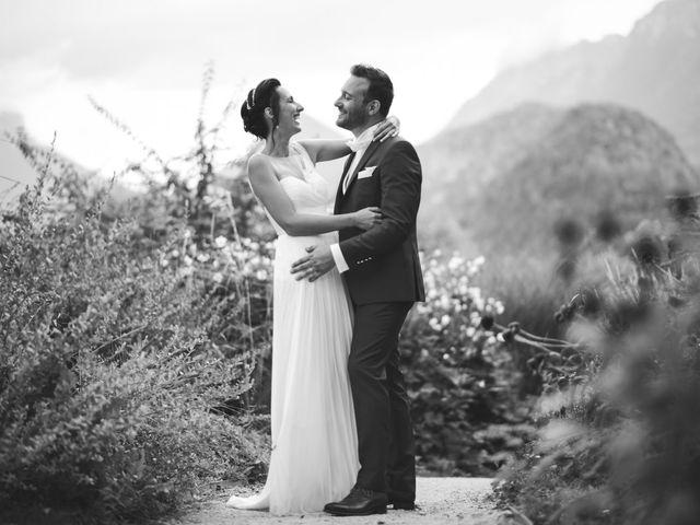 Le mariage de Guillaume et Maritie à Talloires, Haute-Savoie 77