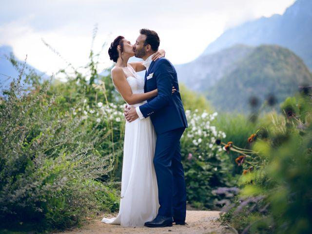 Le mariage de Guillaume et Maritie à Talloires, Haute-Savoie 78