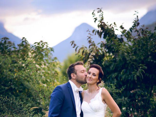 Le mariage de Guillaume et Maritie à Talloires, Haute-Savoie 81