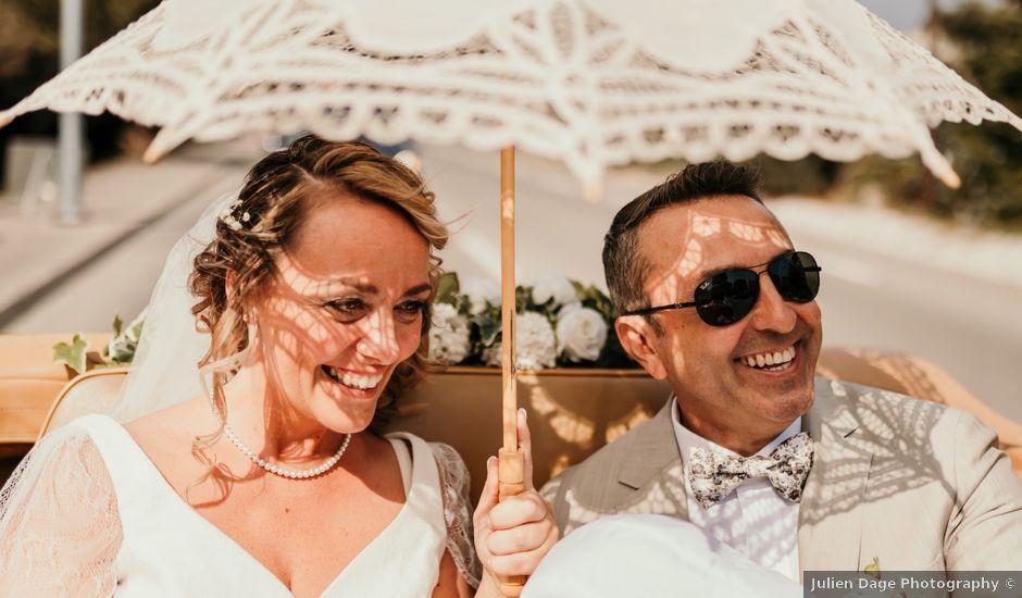 Le mariage de Gaetan et Cindy à Fréjus, Var