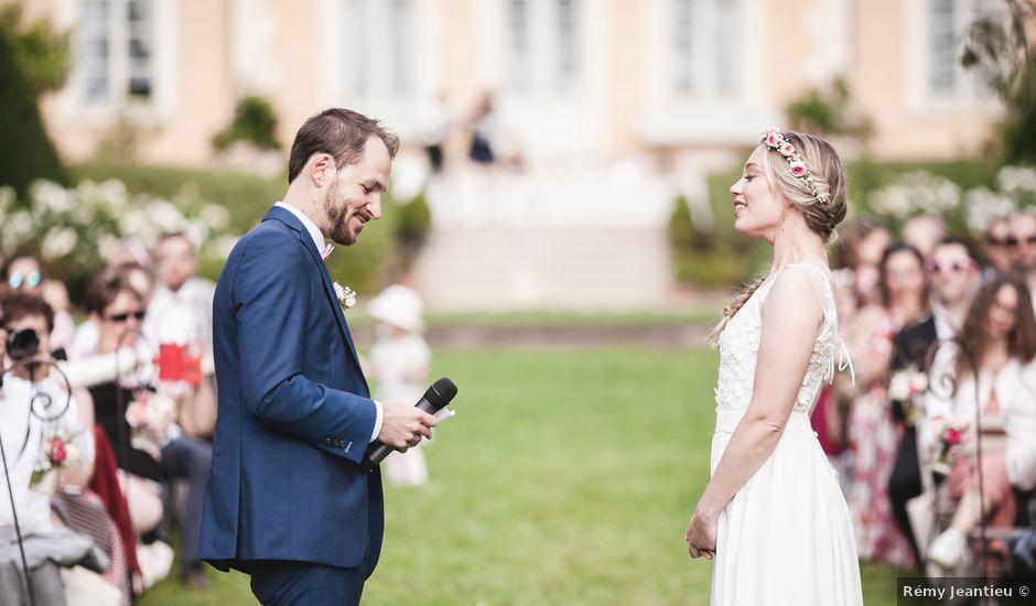 Le mariage de Virginie et Sébastien à Meyzieu, Rhône