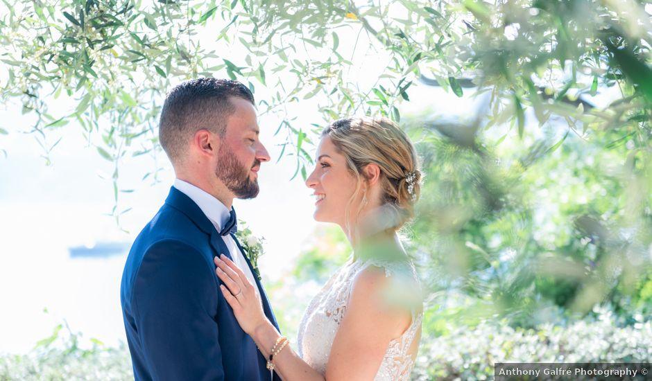 Le mariage de Olivier et Marina à Saint-Jean-Cap-Ferrat, Alpes-Maritimes
