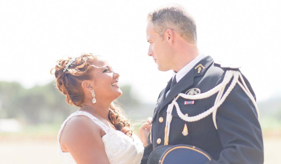 Le mariage de Alexandre et Angélique  à Pierrefeu-du-Var, Var