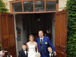 Le mariage de Gwennaelle et Sébastien  2