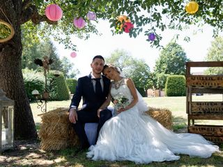 Le mariage de Andreea et Adrien