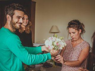 Le mariage de NOEMIE et SIMON 1
