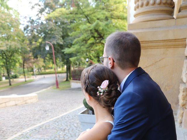 Le mariage de Laure et Vincent à Yutz, Moselle 3