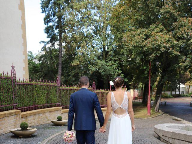Le mariage de Laure et Vincent à Yutz, Moselle 4