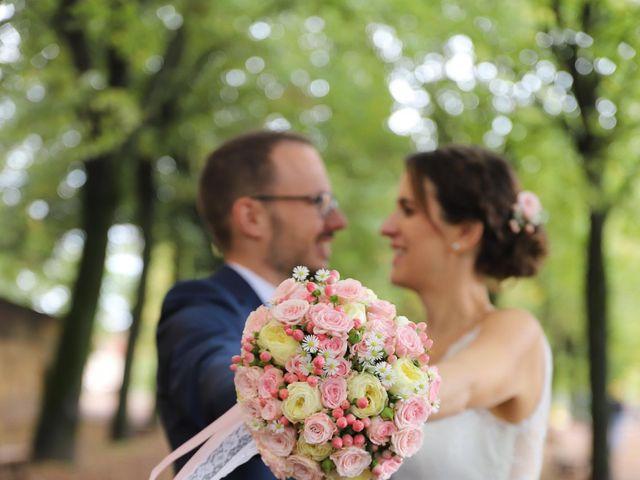 Le mariage de Laure et Vincent à Yutz, Moselle 6