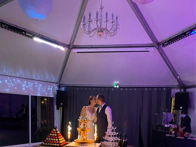 Le mariage de Laure et Vincent à Yutz, Moselle 8