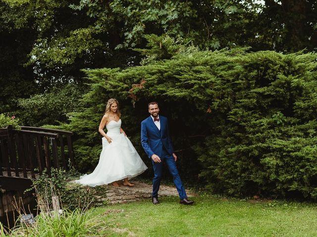 Le mariage de Laurent et Sophie à Juziers, Yvelines 12