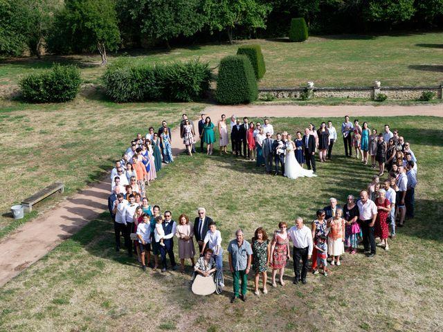 Le mariage de Adrien et Andreea à Chareil-Cintrat, Allier 17
