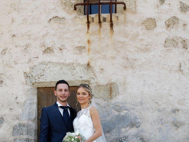 Le mariage de Adrien et Andreea à Chareil-Cintrat, Allier 4