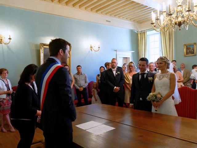 Le mariage de Adrien et Andreea à Chareil-Cintrat, Allier 2