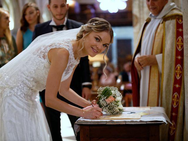 Le mariage de Adrien et Andreea à Chareil-Cintrat, Allier 10