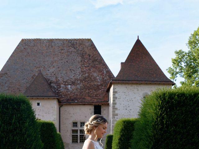 Le mariage de Adrien et Andreea à Chareil-Cintrat, Allier 18